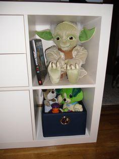 Yoda for Star Wars nursery