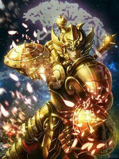 Dohko Libra armor