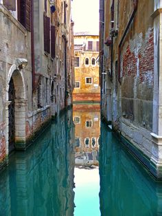 ✮ Blue waters, Canals of Venice