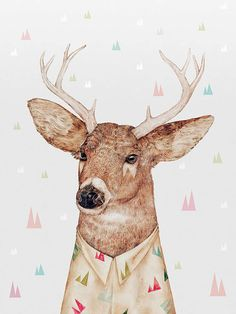 Trendy and Funky Animal Illustrations – Fubiz Media