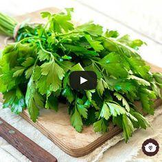 Descubre las propiedades del perejil y algunas recetas para utilizarlo.