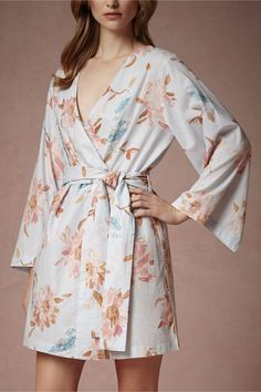 Painted Petal Robes from Pretty Plum Sugar