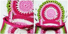 Chart móc túi dâu tây ngọt ngào đốn tim chị em chúng mình Crochet Pouch, Crochet Baby, Hello Kitty Crochet, Diy And Crafts, Ems, Charts, Blanket, Pattern, Labrador Retrievers