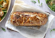 Pork Wellington, A Food, Steak, Den, Mushroom, Steaks, Beef