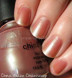 China Glaze Chiaroscuro