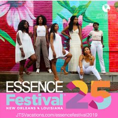 4dca94a8 The Essence Festival 2019 Package is on sale now! This is the hottest trip  of
