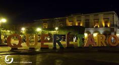 Plaza de Armas, de noche
