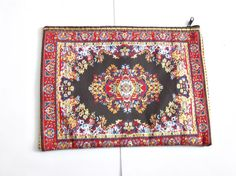 *** 25 cm X 19 cm Turkish kilim bag / Ethnic wallet ▲ Shipping  All items are shipped with national priority mail service which includes tracking number. Items are being sent with PTT ( national post service) and you will get it delivered by your local Postal provider.  Items are shipped to your Etsy Address. Please make sure it is correct. ▲ Estimated shipping times  Usa → 20 - 30 Business days Europe → 20 - 30 Business days Canada → 20 - 30 Business days Australia ,new zealand → 20 - 3...