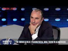 Marius Tucă Show (PART II) - Dr. Mihaela Bilic: Fructele consumate în fiecare zi înseamnă grăsime - YouTube Youtube, Youtubers
