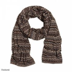Missoni-huivi, Lindex / Missoni scarf, Lindex