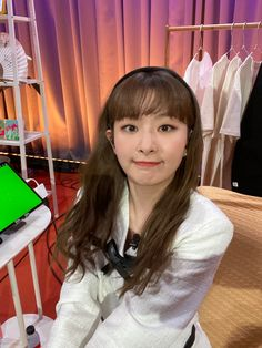 South Korean Girls, Korean Girl Groups, Ulzzang Hair, Cute Lockscreens, Me As A Girlfriend, Kang Seulgi, Red Velvet Seulgi, Mini Albums, Queens