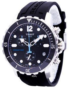 e087d88a01e Tissot T-Sport Seastar 1000 Quartz T066.417.17.057.00 T0664171705700 Mens  Watch