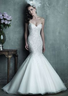 Allure Couture Bridal Gown C286