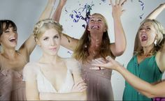 Is This The Best Wedding Video Idea Ever! Slow Motion video booth!!