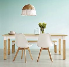 Freedom • Kinloch table and Brandon chairs
