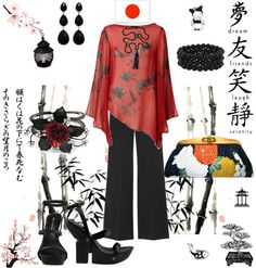"""Japan..."" by ana-cris on Polyvore"