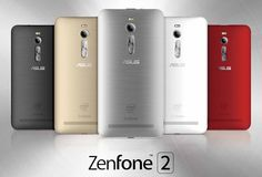 Asus Zenfone 2! The first device with 4GB RAM and it will cost from $199 #CES2015