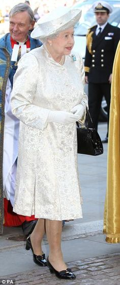 June British Royal Family attended a service to celebrate the anniversary of the Coronation of Queen Elizabeth II at Westminster Abbey in London. Hm The Queen, Royal Queen, Her Majesty The Queen, Queen's Coronation, Queen Hat, Prince William And Kate, Prince Philip, Princess Beatrice, British Monarchy