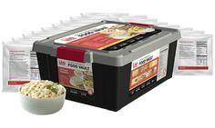 Long Term Food Supplies & Emergency Preparedness Kits | Live Prepared