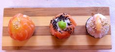 I miei Temarizushi #temarizushi #sushi #japanesefood