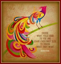 Feel Good! #Abraham-Hicks wisdom!