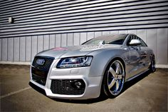 Audi front lips, bumpers, tuning boxes or full body kits, exhaust systems and wheels. BK Motorsport has the perfect tuning products to fit your Audi. Lemon Law, Audi A5 Coupe, Audi Rs5, Hot Cars, Jdm, Cars And Motorcycles, Luxury Cars, Dream Cars, Automobile
