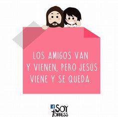 Muy cierto dios es el unico amigo fiel...