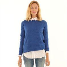 Pimkie.es : Nada como un jersey femenino y cómodo para calentar nuestros looks de la temporada.