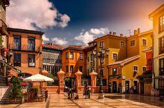 Plaza de las lecheras by Jose Luis Mieza on 500px