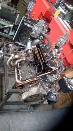 Midget Submarine, Old Race Cars, Hot Rod Trucks, Flat Head, Automotive Art, Car Engine, Twin Turbo, Rat Rods, Ford Trucks