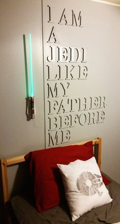 Dormitorios infantiles Star Wars