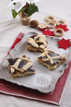 Tvarohový mrežovník | Recepty.sk Rum, Waffles, Cookies, Breakfast, Food, Basket, Crack Crackers, Morning Coffee, Eten
