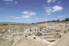 Excavations at the Central Anatolian province of Çorum's Alacahöyük site, one of the significant centers of the ancient Hittite civilization and Turkey's first national excavation field, have unearthed various artifacts in a 3,700 year-old mine factory.