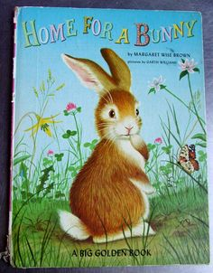 Today is a post in celebration of the art of Garth Williams. Garth Williams illustrated many books that are now some of the classics of . Garth Williams, Little Golden Books, Little Books, Music Games, Bunny Book, Easter Books, Margaret Wise Brown, Richard Scarry, Thing 1