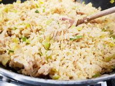Rice Recipes, Asian Recipes, Healthy Recipes, Ethnic Recipes, Asian Foods, Healthy Food, Nasi Goreng, Pasta Noodles, Butter Chicken