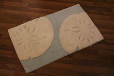 Bermuda Hand-Crafted Bath Rug