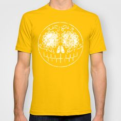 Distressed Sugar Skull T-shirt by HeyTrutt - $18.00 #Sugarskull #skull #tshirt #shirt #distressed