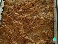 Meatloaf, Veggie Recipes, Deli, Veggies, Food, Beautiful Pictures, Number, Empanadas Recipe, Deserts