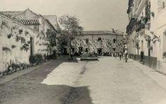 Plaza de san Rafael Córdoba