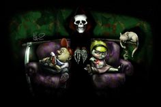 The Grim Adventures of Billy & Mandy Wallpaper Pictures, Pictures Images, Billy Mandy, Realistic Cartoons, Cartoon Network Shows, Old Cartoons, The Grim, Cartoon Movies, Grim Reaper