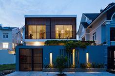 บ้านโมเดิร์นจังหวะน่าสบาย ไม่แข็งกระด้าง เย็นสบายภายใน « บ้านไอเดีย แบบบ้าน ตกแต่งบ้าน เว็บไซต์เพื่อบ้านคุณ