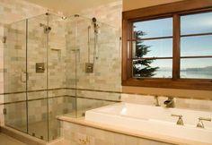 Frameless shower door Installation of Frameless Shower Door Bathtub With Glass Door, Bathtub Shower Doors, Glass Shower Doors, Glass Doors, Shower Walls, Frameless Shower Enclosures, Glass Shower Enclosures, Frameless Shower Doors, Window Repair