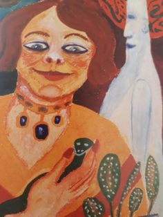 femme dangereuse by AC an old master Aleister Crowley, Old Master, The Magicians, Beast, Religion, People, Painting, Art, Folk