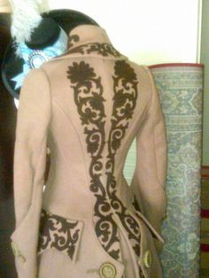 Fabulous coat, from cfilson