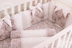 Купить Бортики в кроватку - бортики, бортики в кроватку, бортики в детскую кровать, бортики подушки