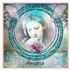Amaria: Guide by redondowriter on Polyvore. Amaria was the first guide to come to me in my written journal more than 30 years ago.