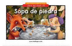 Raz-Kids Raz Kids, Leveled Books, Stone Soup, Elementary Spanish, Reading Stories, Guided Reading, Presentation, Teddy Bear, Animation