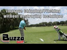(14) Improve YOUR chipping/Pitching without destroying technique - YouTube