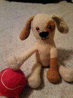 Tinkerbell Amigurumi Free Pattern : Meer dan 1000 afbeeldingen over Crochet Dogs op Pinterest ...