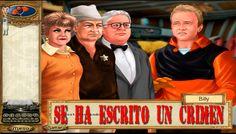 Se ha escrito un crimen -  Los juegos del Mago Nico